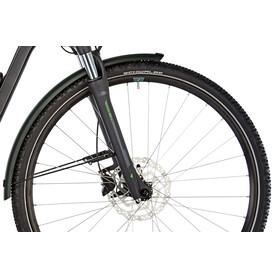 Cube Cross Hybrid Pro Allroad 500 E-hybride fiets Trapez, grijs